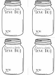 Small Picture Jar clipart love bug Pencil and in color jar clipart love bug