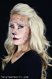 easy kitty makeup tutorial