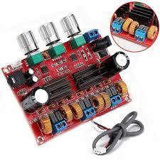 dc12-24v <b>tpa3116d2 2.1 channel digital</b> subwoofer power amplifier ...