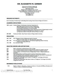 Resume dartmouth career services