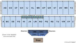 Timonium Fairgrounds Concert Seating Chart Iowa State Fair Grandstand Seating
