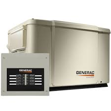 generac power systems 7 5kw powerpact home generator with generac wiring harness for 6462 at Generac Wiring Harness