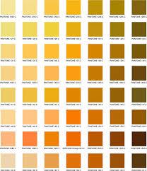 Pantone Orange Color Chart Bedowntowndaytona Com