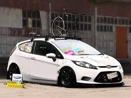 Ford Fiesta High Performance Cars Performance Cars Rally Car
