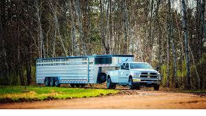stock trailers livestock trailers featherlite trailers model 8127 stock trailer
