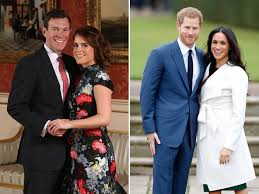 Meghan and harry's eminence as a stylish duo never ceases to amaze us, whether they're attending other weddings, charity events, or community activities. Meghan Markle And Prince Harry May Miss Part Of Eugenie S Wedding People Com