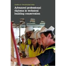 advanced professional diploma in technical building conservation  advanced professional diploma in technical building conservation leaflet 2017