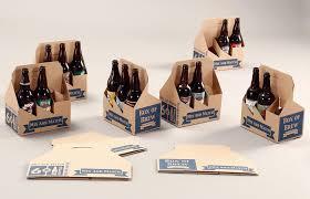 6 pack kraft kraft large bottle beer carrier