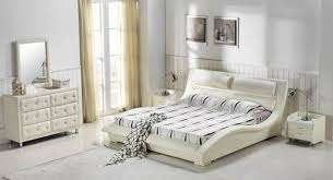 napoli modern bedroom set white