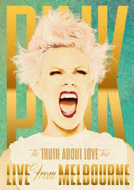 The <b>Truth About</b> Love Tour: Live from Melbourne - Wikipedia