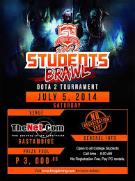 students brawl dota 2 tournament sets the stage for the tnc gaming