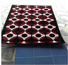 product images gallery oriental center rugs red black and white