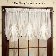 Valance For Kitchen Windows Window Valances Touch Of Class