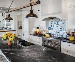 soapstone countertop white kitchen with soapstone countertop and soapstone sink countertops and sink are