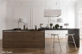 Dark Wood Kitchen Dark Wood Kitchen Island Interior Design Ideas