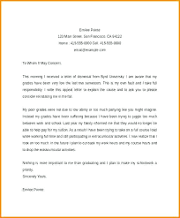 Appeal Letter Template For Dismissal Elevenia Co