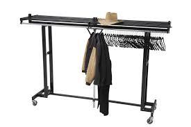metal portable coat rack