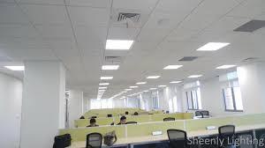 office lights. Office Lights X