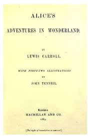 comparing lewis carroll s wonderland and tim burton s underland in this postmodern adaptation a 19 year old alice returns to wonderland or as burton calls it underland and embarks on a quest filled adventure