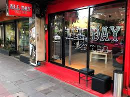 All Day Tattoo Studio Bangkok Bangkok 101