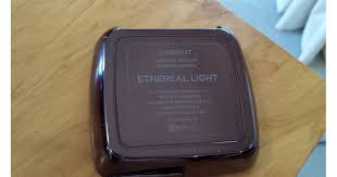 hourglass ambient lighting powder in ethereal reviews photos ings makeupalley