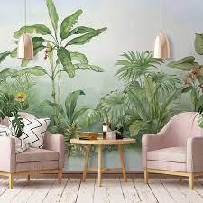 Murwall Forest Wallpaper Jungle Wall ...