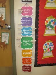 Manage Behavior Clip Charts Classroom Management