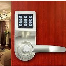 digital office door handle locks. Digital Smart Eletro Lock Remote Keypad Silver Antique Lock+ Key+rfid Card  +password Access Control Home Office Apartment Hotel-in Locks From Home Digital Door Handle Locks