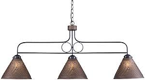 punched tin lighting fixtures. franklin 3 light punched tin pendant with choice of finish lighting fixtures o