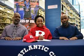 Atlantic City track and field star Claudine Smith selects Rutgers  University – Glory Days Magazine