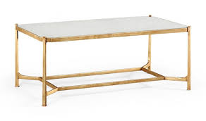 coffee table beautiful gold and glass coffee table style