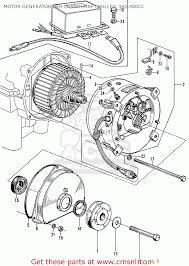 Honda ln360 coupe stationwagon motor generator rh crankshaft pulley rh cmsnl honda es6500 generator wiring diagram honda ex 1000 generator parts diagram