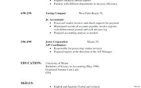 Part Time Job Resume Template Mmventures Co