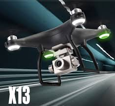<b>JJRC X13 5G</b> RC Drone: A 4K RTF Camera Offered for $99.99