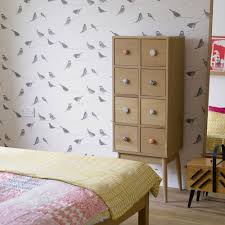 if you re looking for a quirky and unique bedroom look why not think outside the box and go for a whimsical print such as books erflies or maps