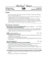 Bank Teller Sample Resume Resume For Bank Teller Entry Level Bank