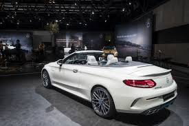 Stylish 2018 Mercedes-Benz E-Class Cabriolet And Coupe Drop By ...
