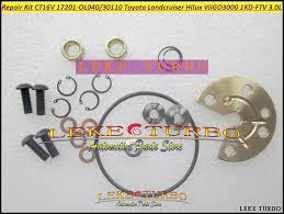 Turbo Repair Kit Rebuild CT16V 17201 OL040 17201 30110 Turbocharger ...