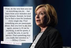 Hillary Clinton Quotes Stunning On Hillary Clinton's Birthday Here Are 48 Awesome Things She Said
