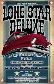 The 4th Annual Lone Star Deluxe Car Show on 6th Street | Texas City ...