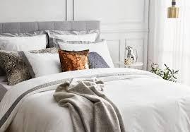 luna taupe color frame bedding set