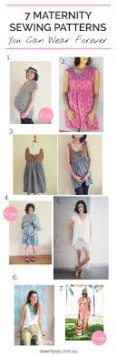 Maternity Dress Patterns Classy 48 Maternity Sewing Patterns You Can Wear Forever 48 Are Free Sew