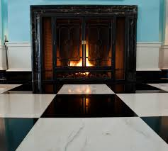 why install glass fireplace doors