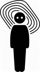 Brain, disorder, hallucinate, hallucinating, hallucination, mental problem,  schizophrenia icon - Download on Iconfinder