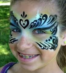 face painting stencils professional face paint stencil designs paint designs face design face paintings intellectual property stenciling