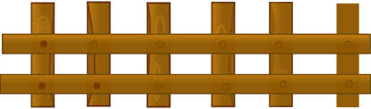ranch fence clipart. Delighful Ranch Ranch Clipart Wood Fence 3 With Fence Clipart A