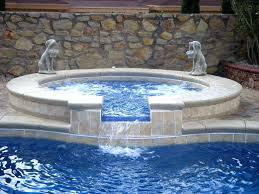inground pool s cost to build a pool pool and spa fiberglass pools in ground pool