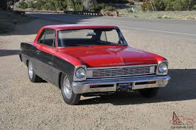 Chevy Nova / Chevy II - RestoMod Muscle Car