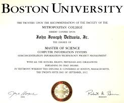 Master Degree Certificate Masters Degree Certificate Masters