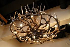 full size of living outstanding faux antler chandelier white 20 how to make instructions deer